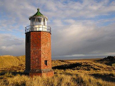 Rote >> Leuchttürme, Lighthouses